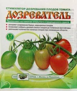 Дозреватель для томатов