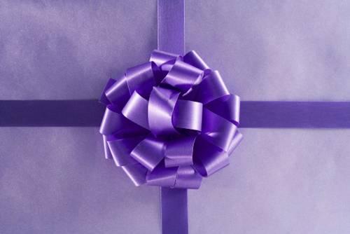 Фиолетовый голубой