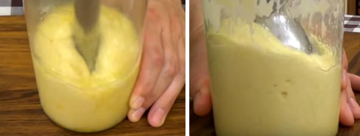 Майонез из яиц