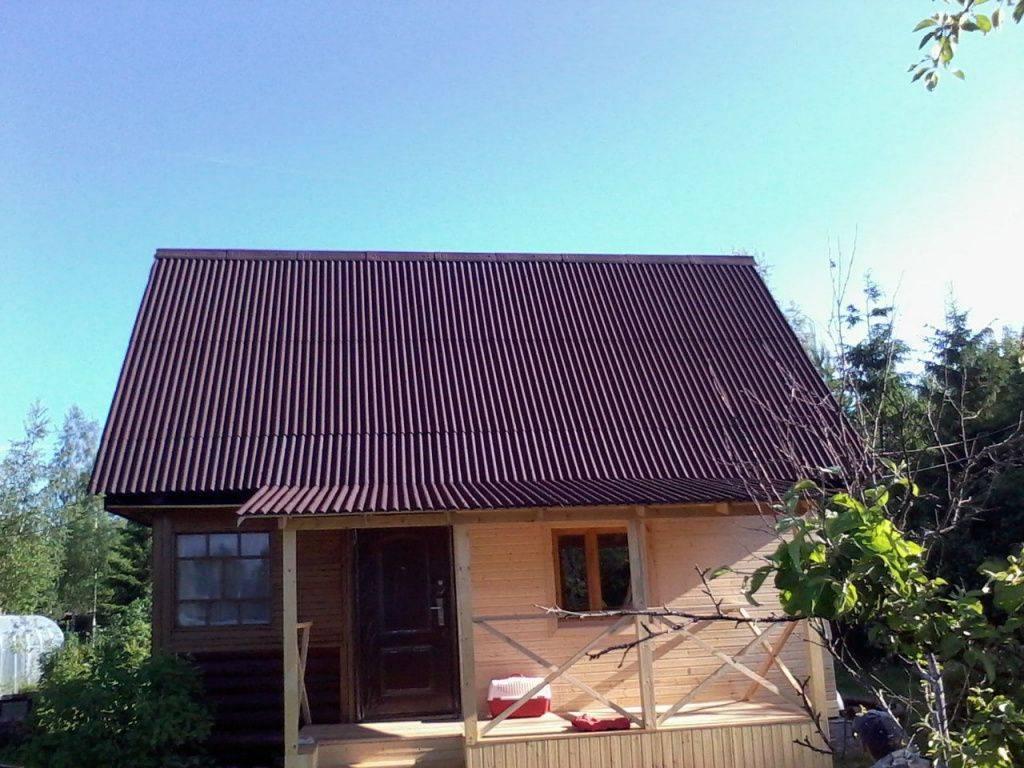 Дешевое покрытие для крыши