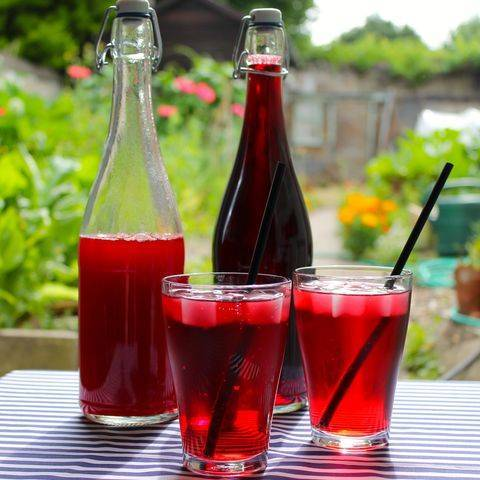 Как сварить яблочный сок