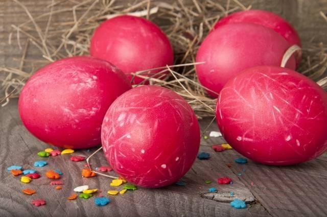 Краситель для яиц
