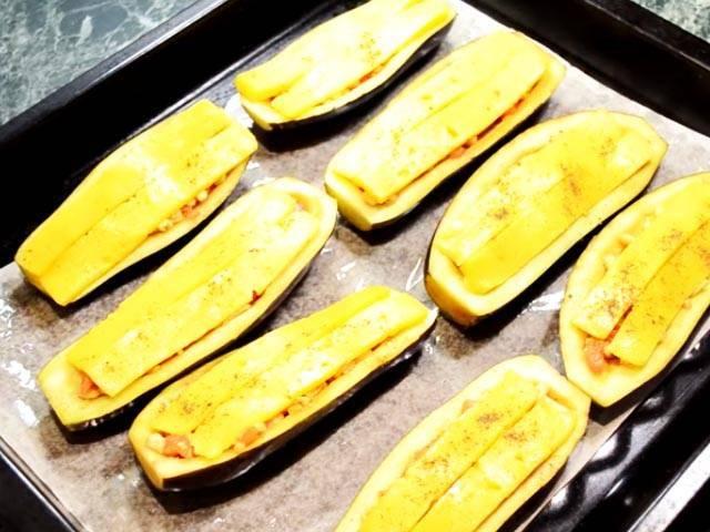 Баклажаны запеченные рецепты быстро и вкусно