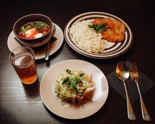 Быстрый и вкусный обед рецепты с фото