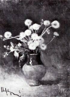 Художники рисующие цветы