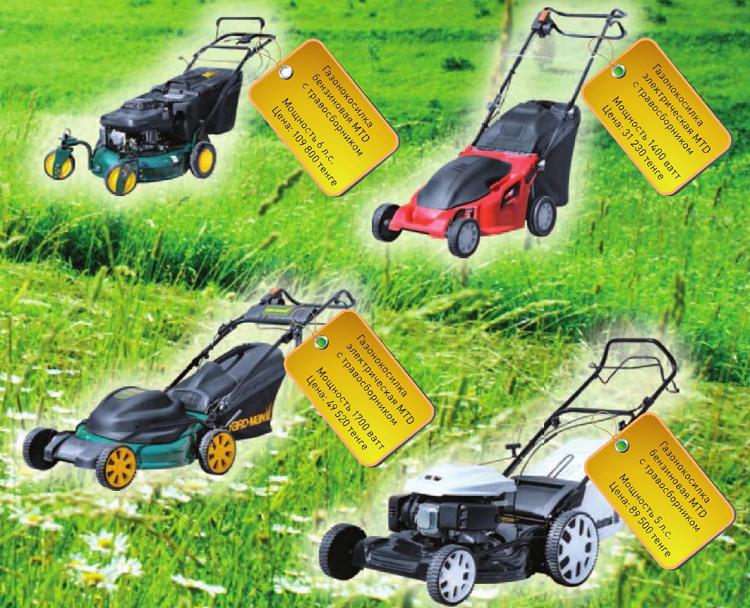 Какая газонокосилка лучше бензиновая или электрическая