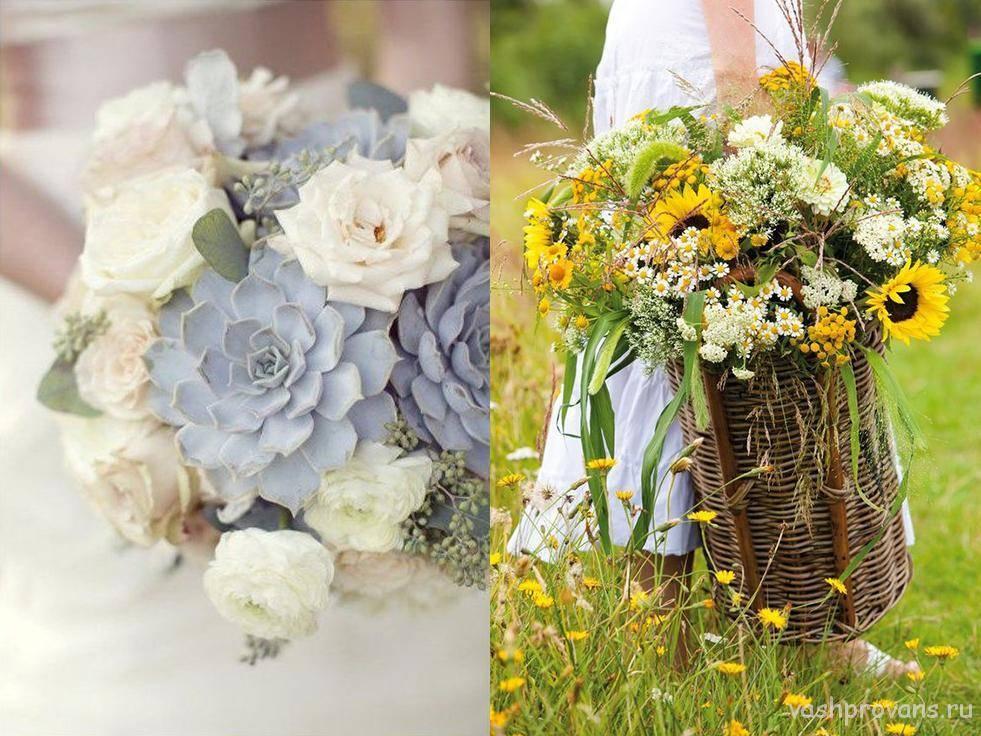 Цветы в стиле прованс картинки