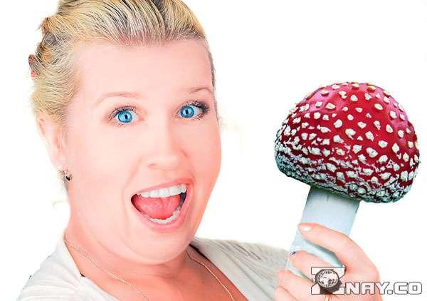 Самый узнаваемый гриб