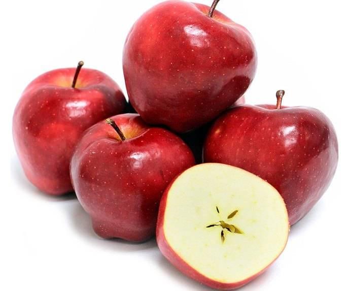 Яблоки дюшес фото