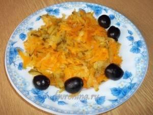 Блюда из сырой тыквы
