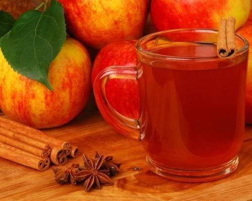 Яблочный сок дома