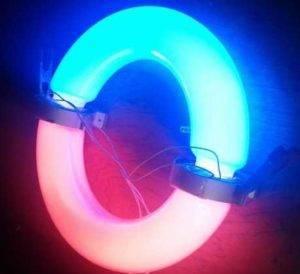 Светодиодная подсветка рассады