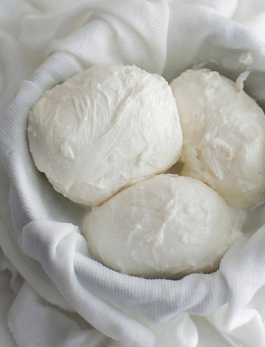 Домашний сыр из молока рецепт с фото