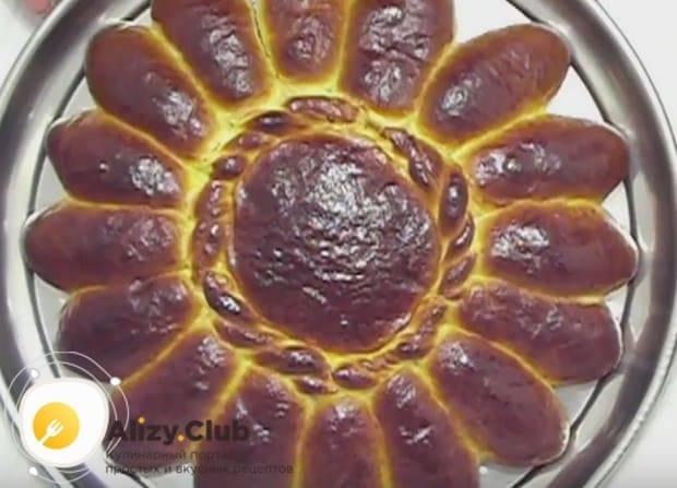 Начинка для пирога из замороженной вишни