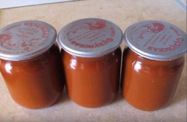 Как варить томатную пасту