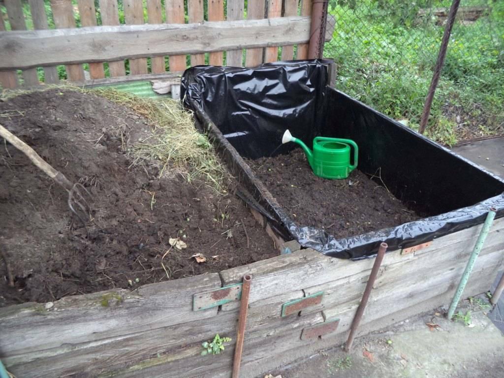 Изготовление компоста