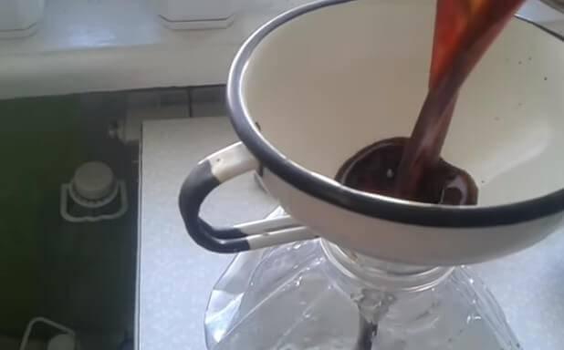 Как делать квас из берёзового сока