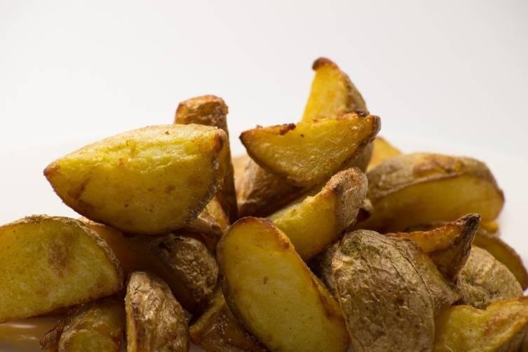 Что приготовить из очень мелкой картошки