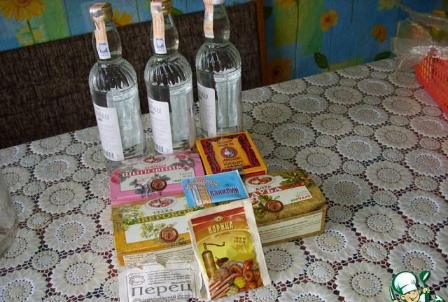 Напитки из спирта в домашних условиях быстро