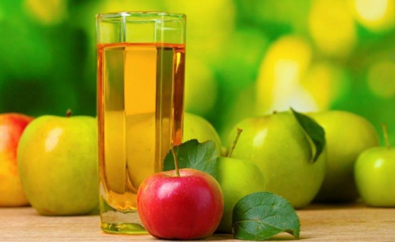 Как варить сок из яблок