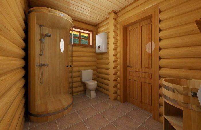 Внутренний дизайн бани фото