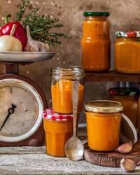 Рецепты из тыквы на зиму с фото