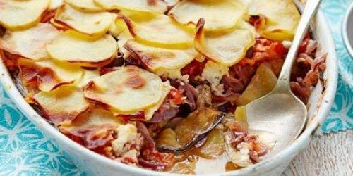 Блюда из баклажанов в духовке
