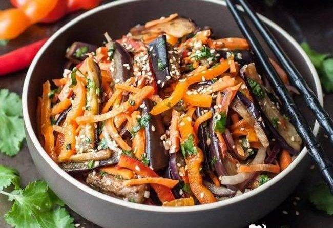 Что приготовить из баклажанов рецепты на ужин