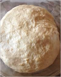 Обычное тесто для пирога
