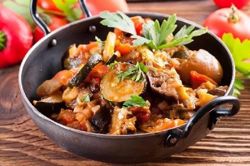 Вкусное блюдо из картошки и мяса