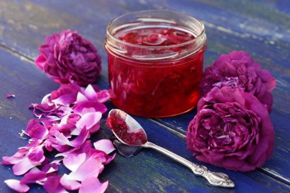 Мед из розы