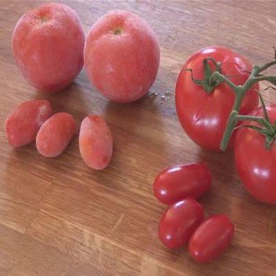 Что можно приготовить из замороженных помидоров