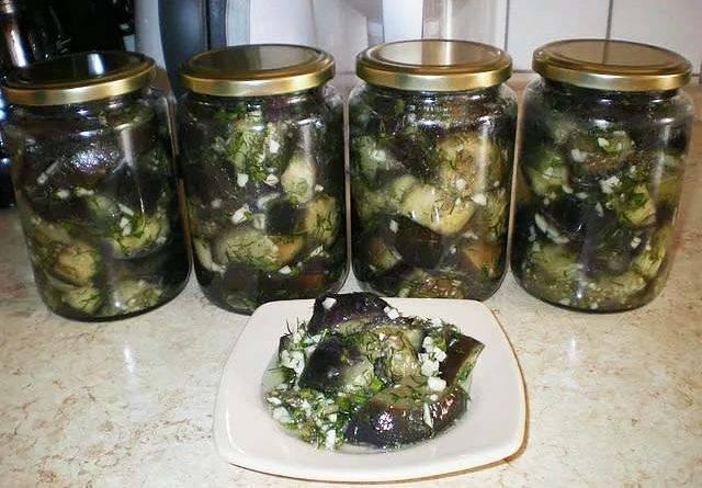 Баклажаны на зиму как грибы рецепты приготовления