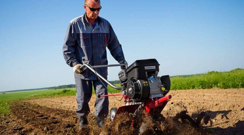 Возделывание почвы