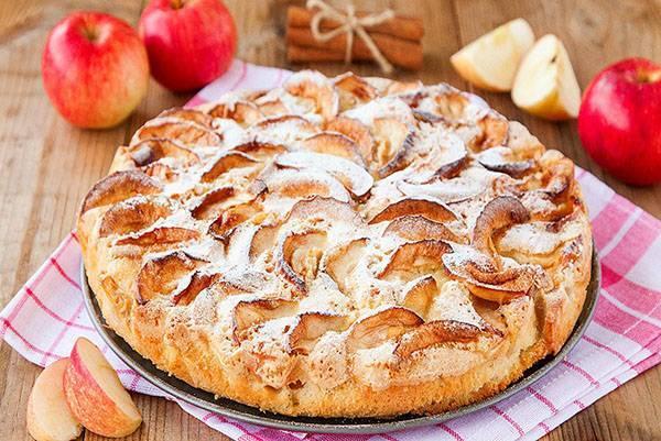 Замороженные яблоки что приготовить