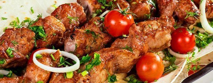 Мариновка мяса для шашлыка