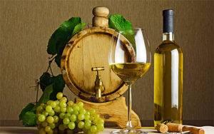 Домашнее вино из белого винограда рецепты