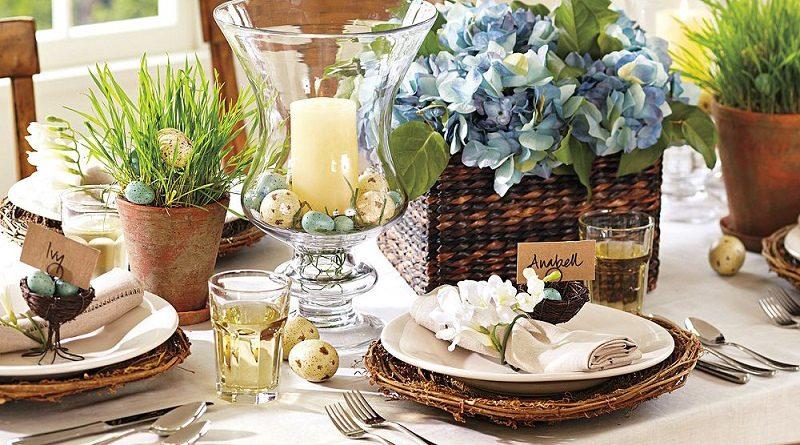 Блюда к пасхальному столу