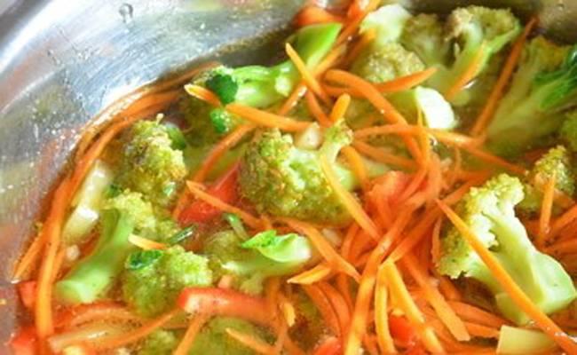 Маринад для маринованной капусты