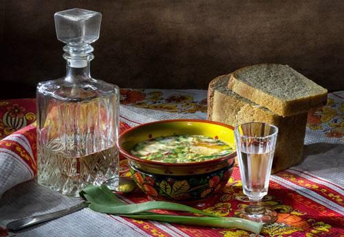 Приготовление водки в домашних условиях из спирта
