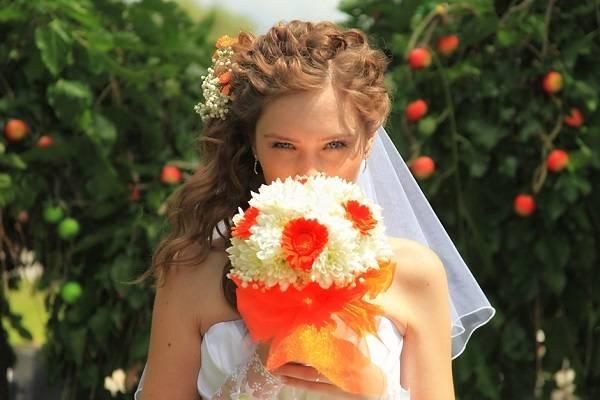 Букет осенних цветов картинки