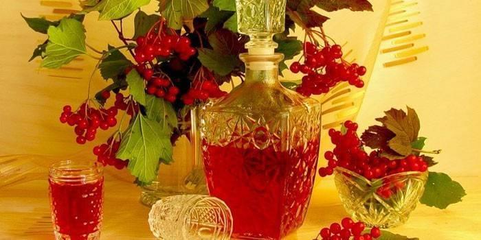 Спиртовые настойки на ягодах