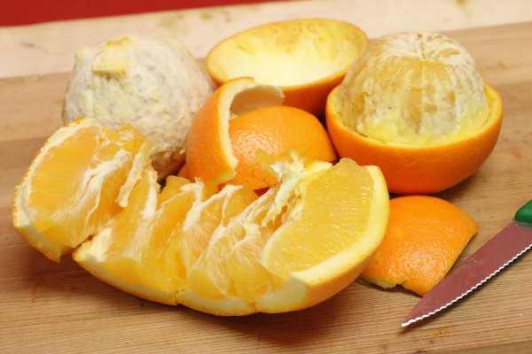Корки апельсина применение