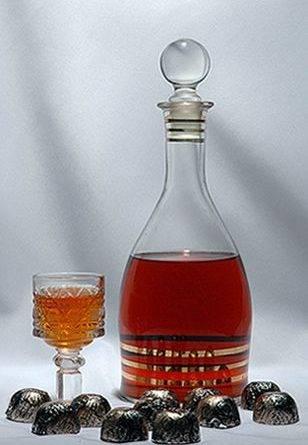 На чем можно настаивать спирт для питья