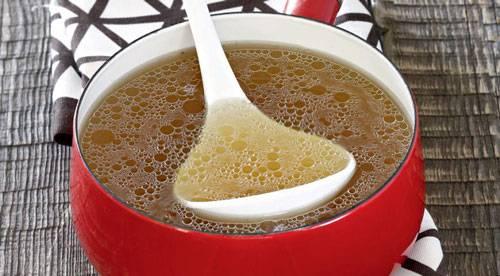 Как исправить соленый суп