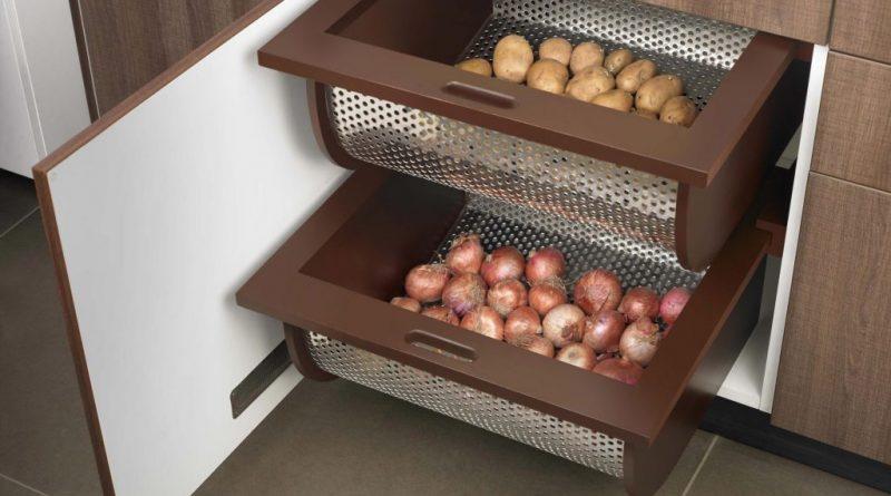 Как хранить картошку дома