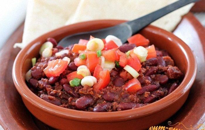 Рецепты овощных блюд для похудения