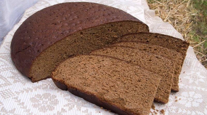 Что можно приготовить из черного хлеба рецепты