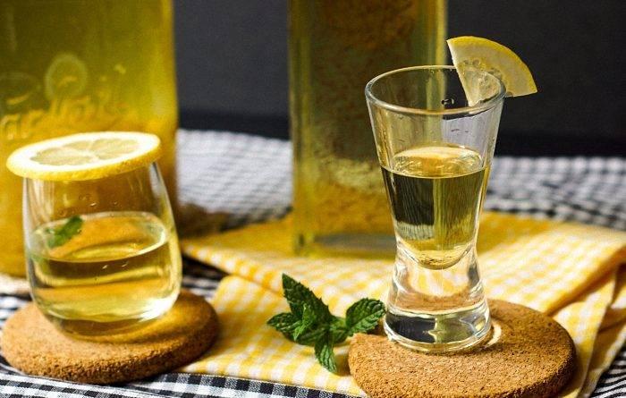 Что можно сделать из водки