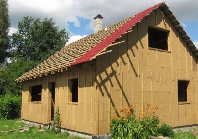 Эко утеплитель для крыши